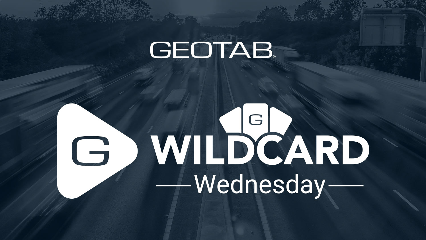 Geotab Wildcard Wednesday event image